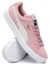 Spring-Summer-M - Suede Classic Sneakers-2374820