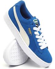 Puma - Suede Jr Sneakers (4-7)-1930358