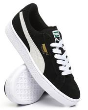 Puma - Suede Jr Sneakers (4-7)-1863767