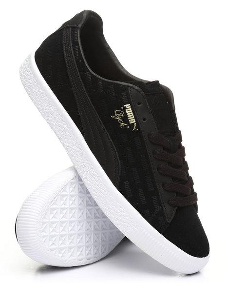 Puma - Clyde Emboss Sneakers
