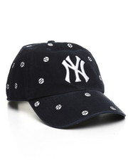 '47 - NY Yankees Confetti Clean Up Strapback Hat-2372521