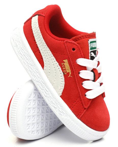 Puma - Suede Sneakers (4-10)