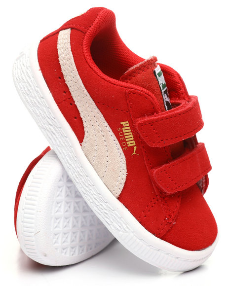 Puma - Suede 2 Straps Sneakers (5-10)