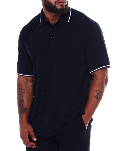 Buyers Picks - Tip Collar S/S Knit (B&T)
