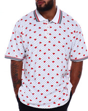 NOTHIN' BUT NET - Printed Polo (B&T)-2375185