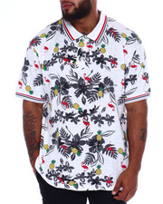 NOTHIN' BUT NET - Printed Polo (B&T)-2375197