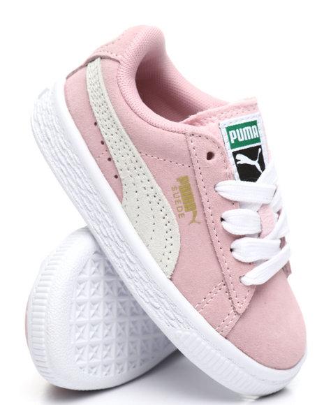 Puma - Suede Sneakers (5-10)