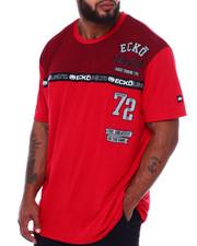 Big & Tall - Short Stack S/S Crew Tee (B&T)-2375245
