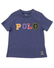 Polo Ralph Lauren - Jersey Novel Tee (Infant)-2373431