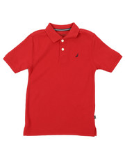 Tops - Classic Fit Polo (4-7)-2374651