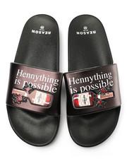 Footwear - Hennything Is Possible Slides-2373870