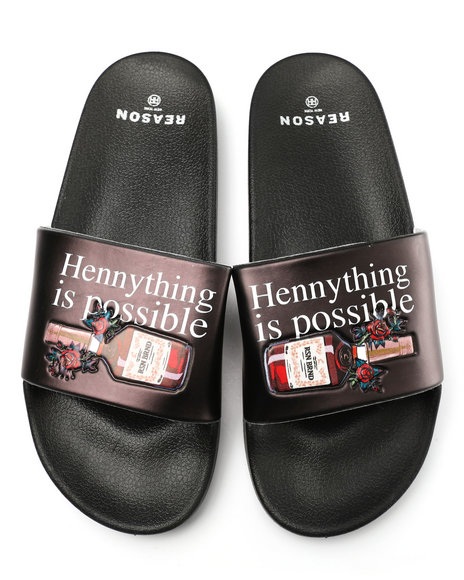 Reason - Hennything Is Possible Slides