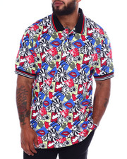 NOTHIN' BUT NET - Printed Polo (B&T)-2375205