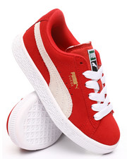 Girls - Suede Classic PS Sneakers (10.5-3)-2374373