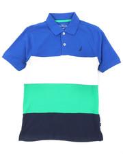 Nautica - Color Block Polo (8-20)-2374704
