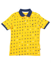 Polos - Classic Fit Graphic Polo (4-7)-2374713
