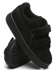 Girls - Suede 2 Straps Sneakers (5-10)-2374286