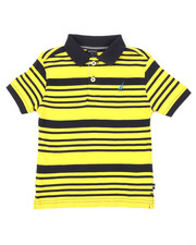 Nautica - Classic Fit Striped Polo (2T-4T)-2374686