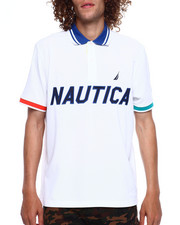 Nautica - Mesh Applique Polo-2375397