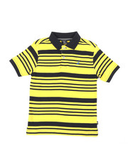 Tops - Classic Fit Striped Polo (4-7)-2375135