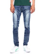 Jeans & Pants - MOTO JEAN W EMBOSSED GEL INJECTION-2375635
