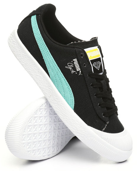 Puma - Puma x Diamond Supply Co. Clyde Sneakers