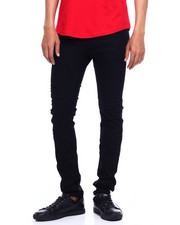 Jeans & Pants - MOTO TWILL PANT W EMBOSSED GEL INJECTION-2375645