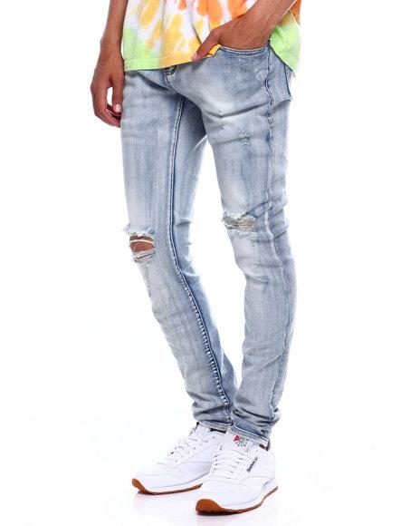 Kuwalla - Destroyed Skinny Jean