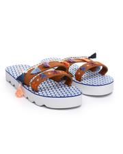 Fashion Lab - Nikky Samar Slip on Sandals-2373625