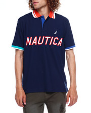 Nautica - Mesh Applique Polo-2375391