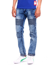 Jeans - Cloud Wash Moto Jean-2374236