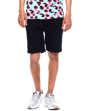 Buyers Picks - Twill Stretch Pull On Drop Crotch Short-2374221