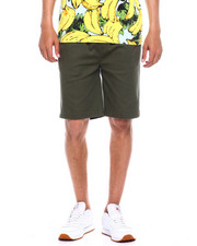 Buyers Picks - Twill Stretch Pull On Drop Crotch Short-2374209