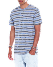 T-Shirts - Abstract stripe tee-2376338