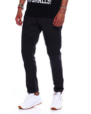 Jeans & Pants - Twill Moto Pant with Zipper-2376148