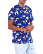 T-Shirts - crane floral tee-2376268