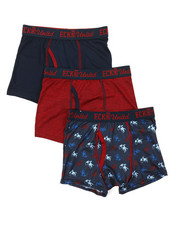 Underwear - 3 Pack Boys Boxer Briefs (8-20)-2374028