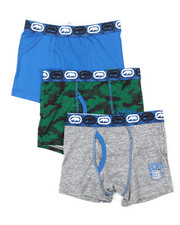 Underwear - 3 Pack Boys Boxer Briefs (8-20)-2374038
