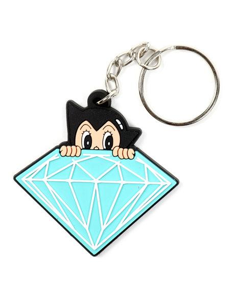 Diamond Supply Co - Diamond X Astro Boy Brilliant Keychain