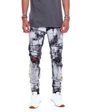Jeans & Pants - gold stripe moto jean-2376101