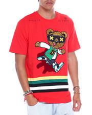 T-Shirts - Chenille Running Bear Tee-2376359