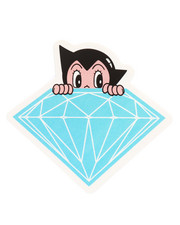 Diamond Supply Co - Diamond X Astro Boy Brilliant Sticker-2376147