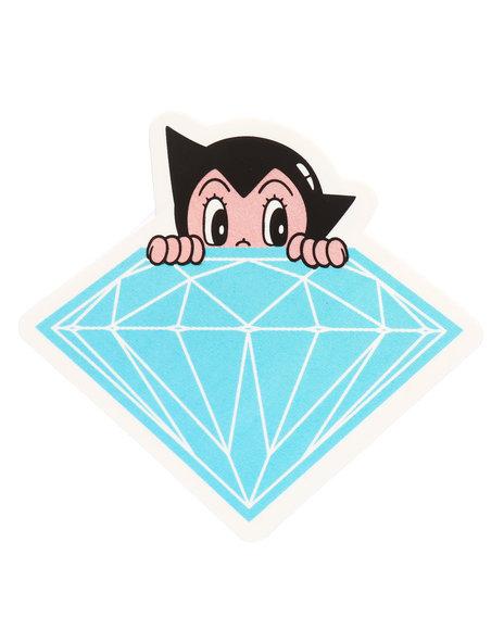 Diamond Supply Co - Diamond X Astro Boy Brilliant Sticker