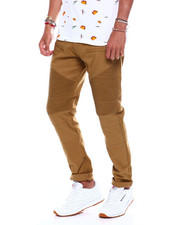 Jeans & Pants - Twill Moto Pant with Zipper-2376162