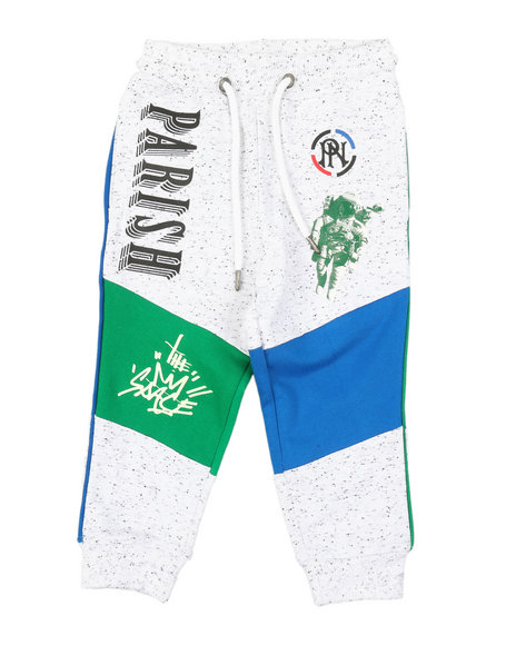 Parish - Graphic Jogger Pants (2T-4T)