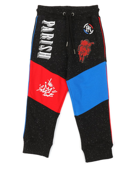 Parish - Graphic Jogger Pants (4-7)