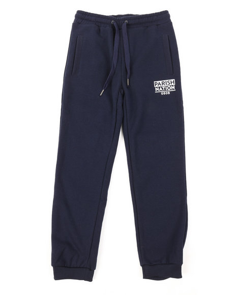 Parish - Printed Block Sweatpants (8-20)