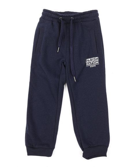 Parish - Printed Block Sweatpants (4-7)