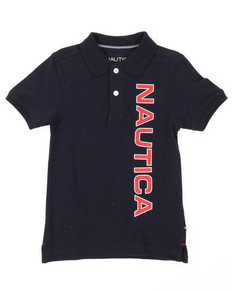 Nautica - Classic Fit Oxford Polo (4-7)