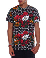 Buyers Picks - Scallop and Floral print tee-2376258